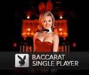 Playboy Baccarat Single Player