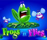 Frog'n Flies