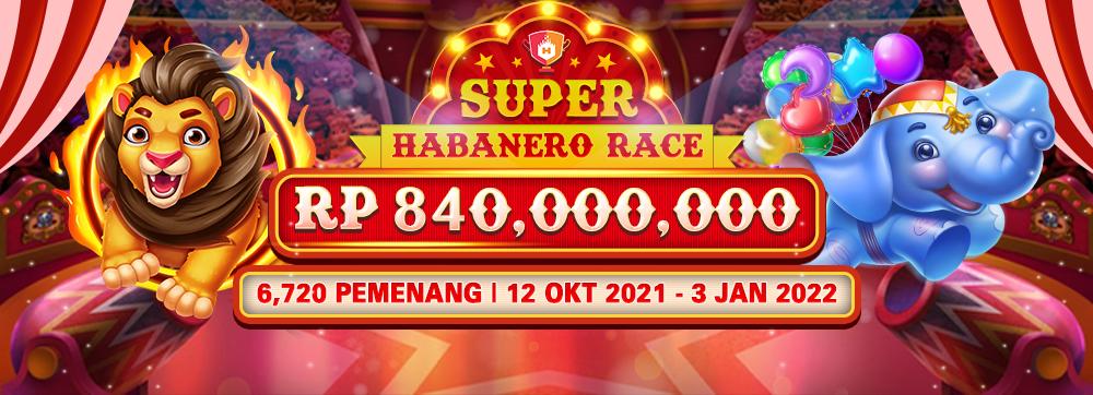 Super Habanero Race